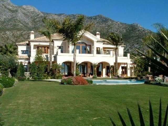 Mansion in Marbella