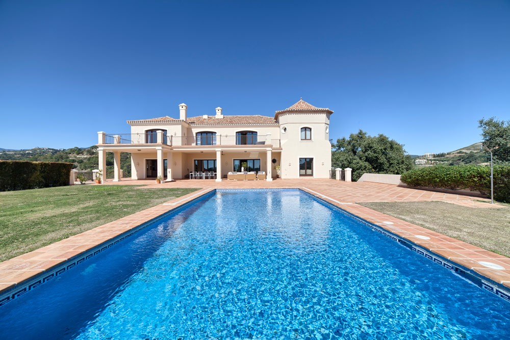 Top Quality Mansion In Benahavis