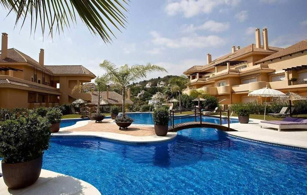 Stunning Ground Floor Apartment In Nueva Andalucia