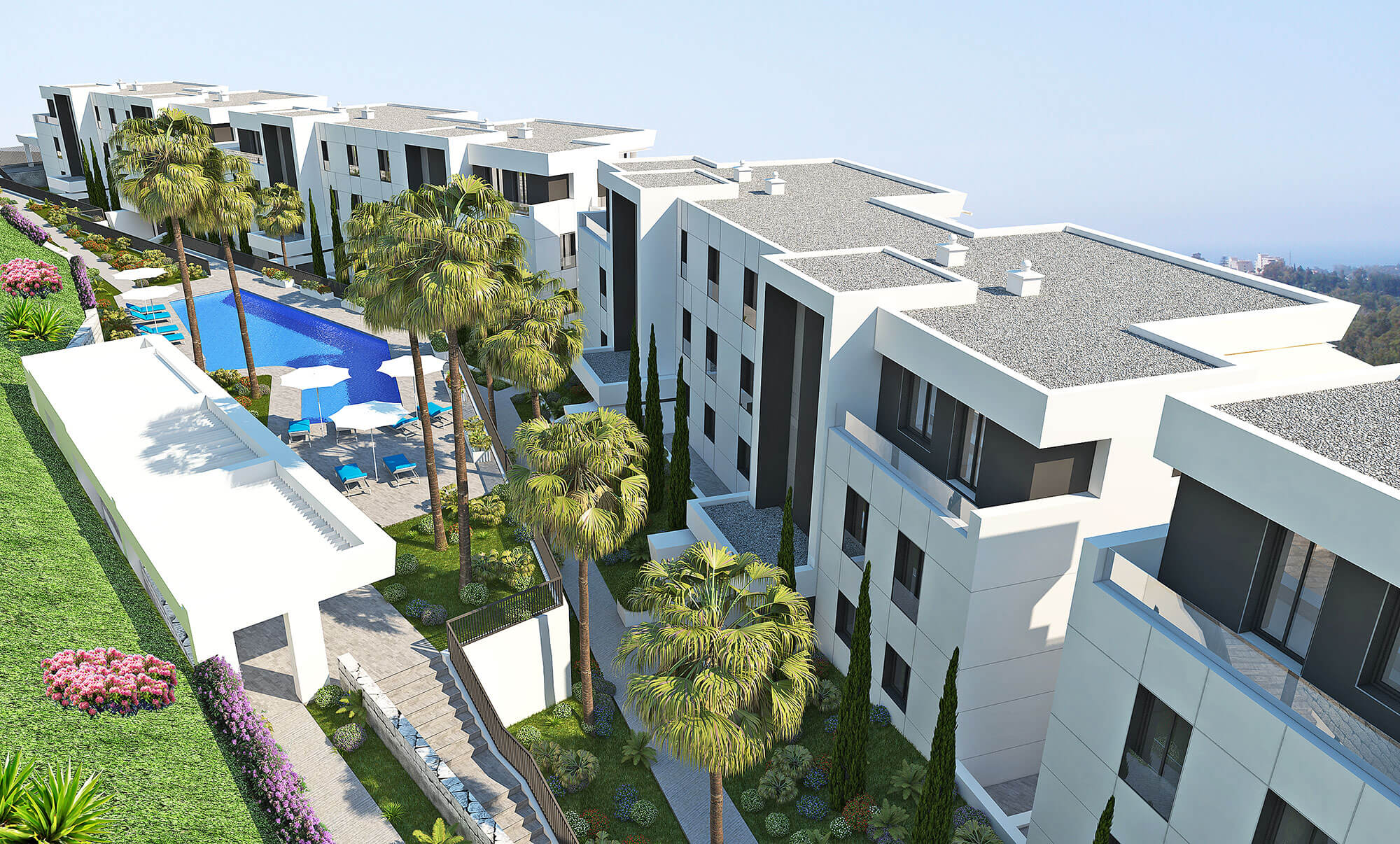 New Apartments in Nueva Andalucia