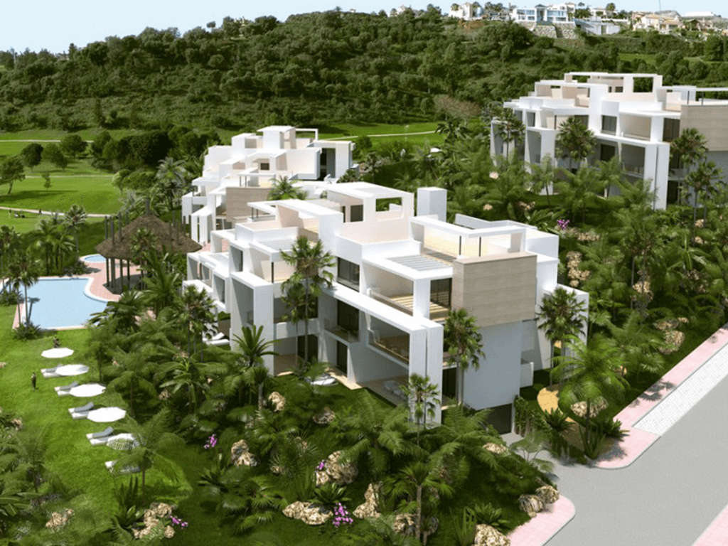 Luxury New Apartments in Atalaya Hills