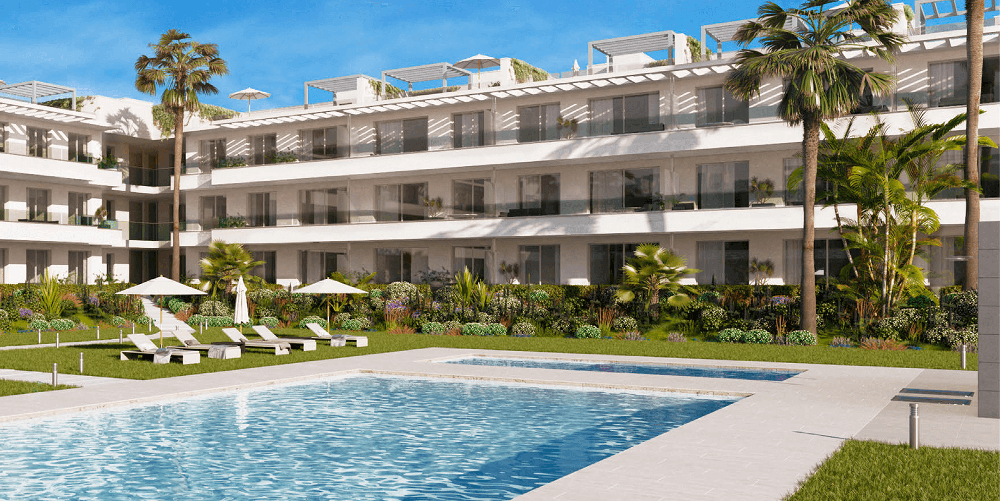 New apartments in Estepona