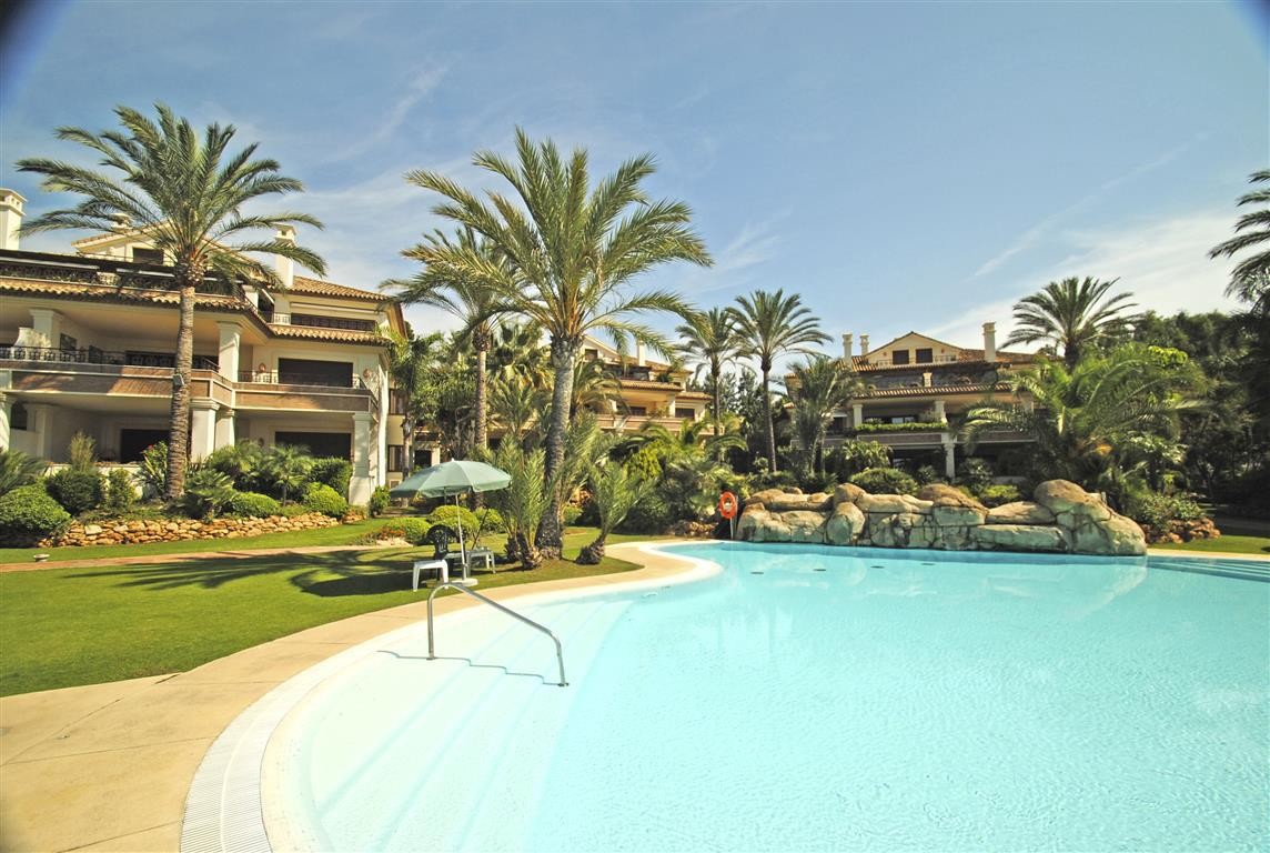 Magnificent Penthouse In Los Monteros