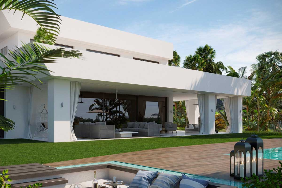 New Villa in La Alqueria
