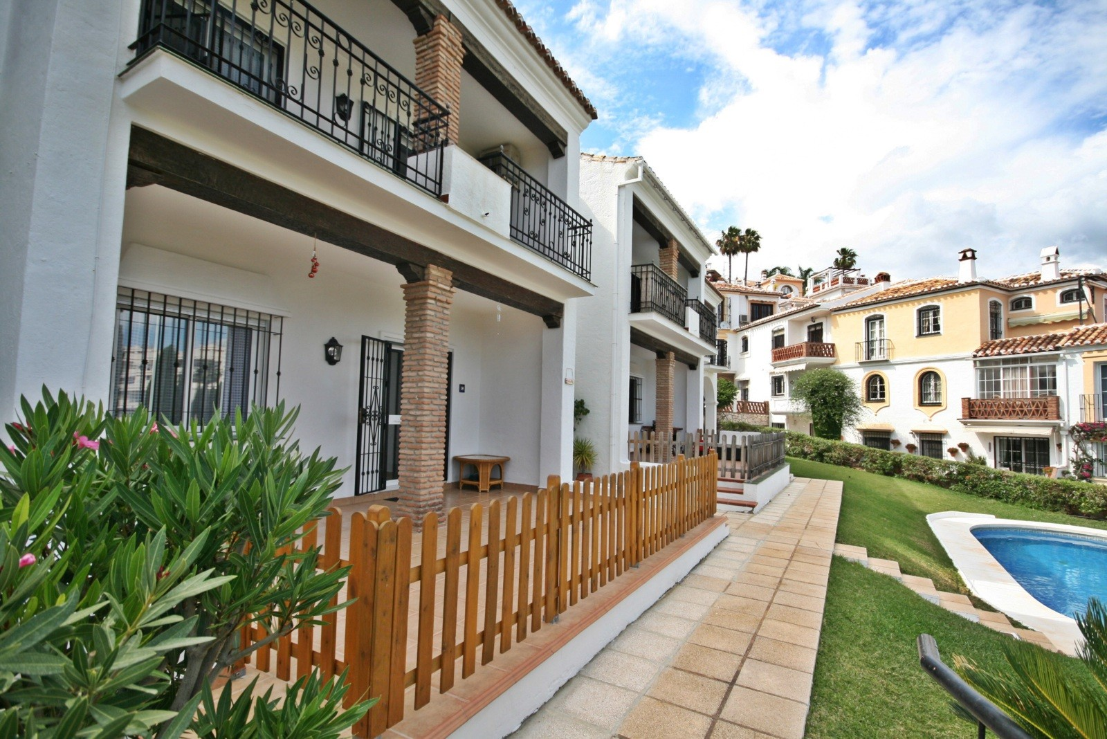 Superb Townhouse In Mijas Golf