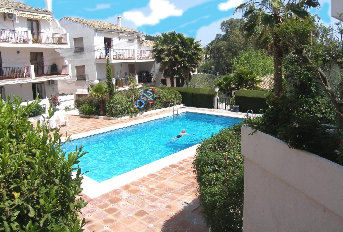 Apartment in Lew Hoad Tennis , Mijas