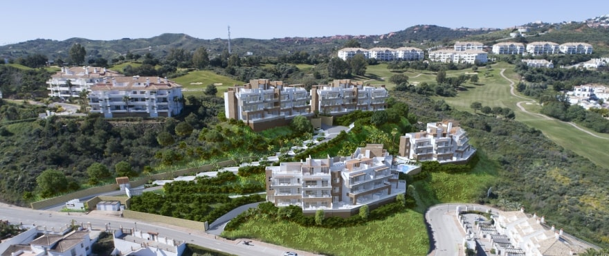 New Apartments in La Cala Golf Resort