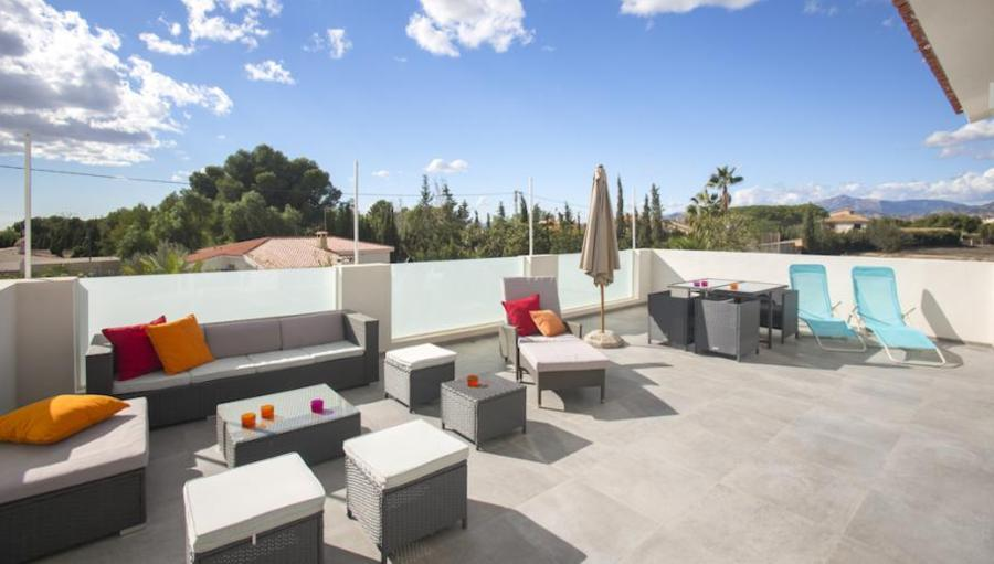Superb Villa in Busot , Costa Blanca