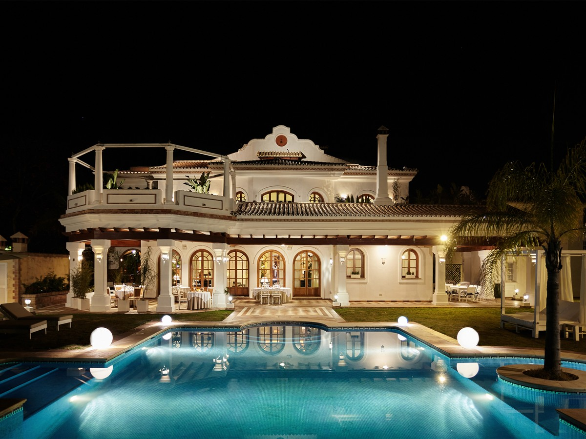Luxury Hotel in Marbella
