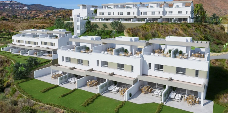 Fantastic New Townhouses in La Cala Golf
