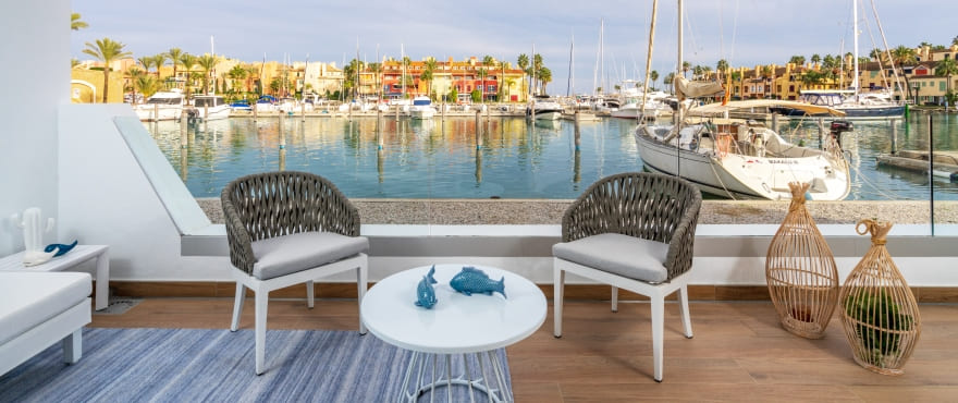 Sea Apartments in Sotogrande