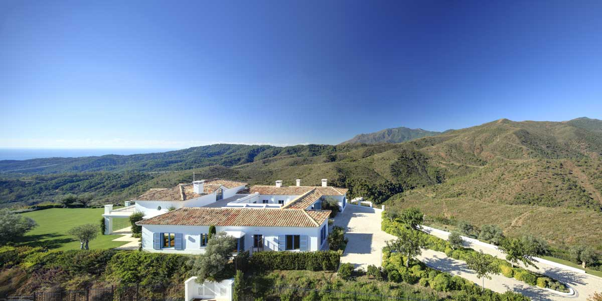 Luxurious villa in Monte Mayor
