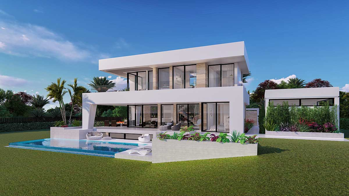 New villa in La Cala de Mijas
