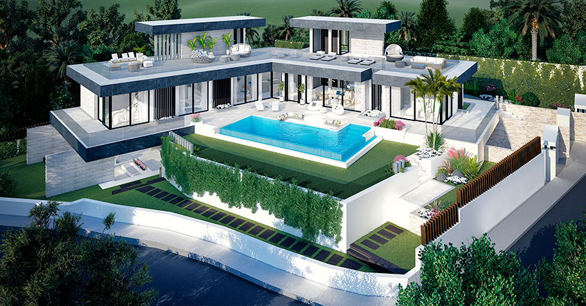 Luxury New Villa in Benahavis