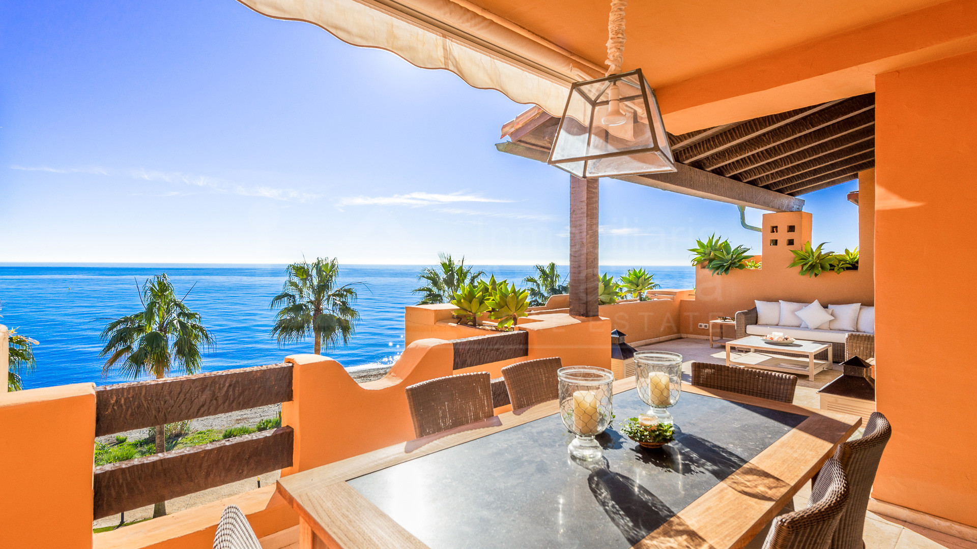Luxury Apartment in Estepona
