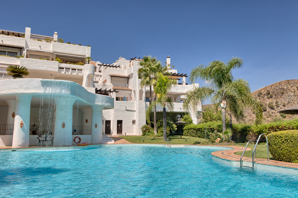 Apartment in Las Lomas de La Quinta