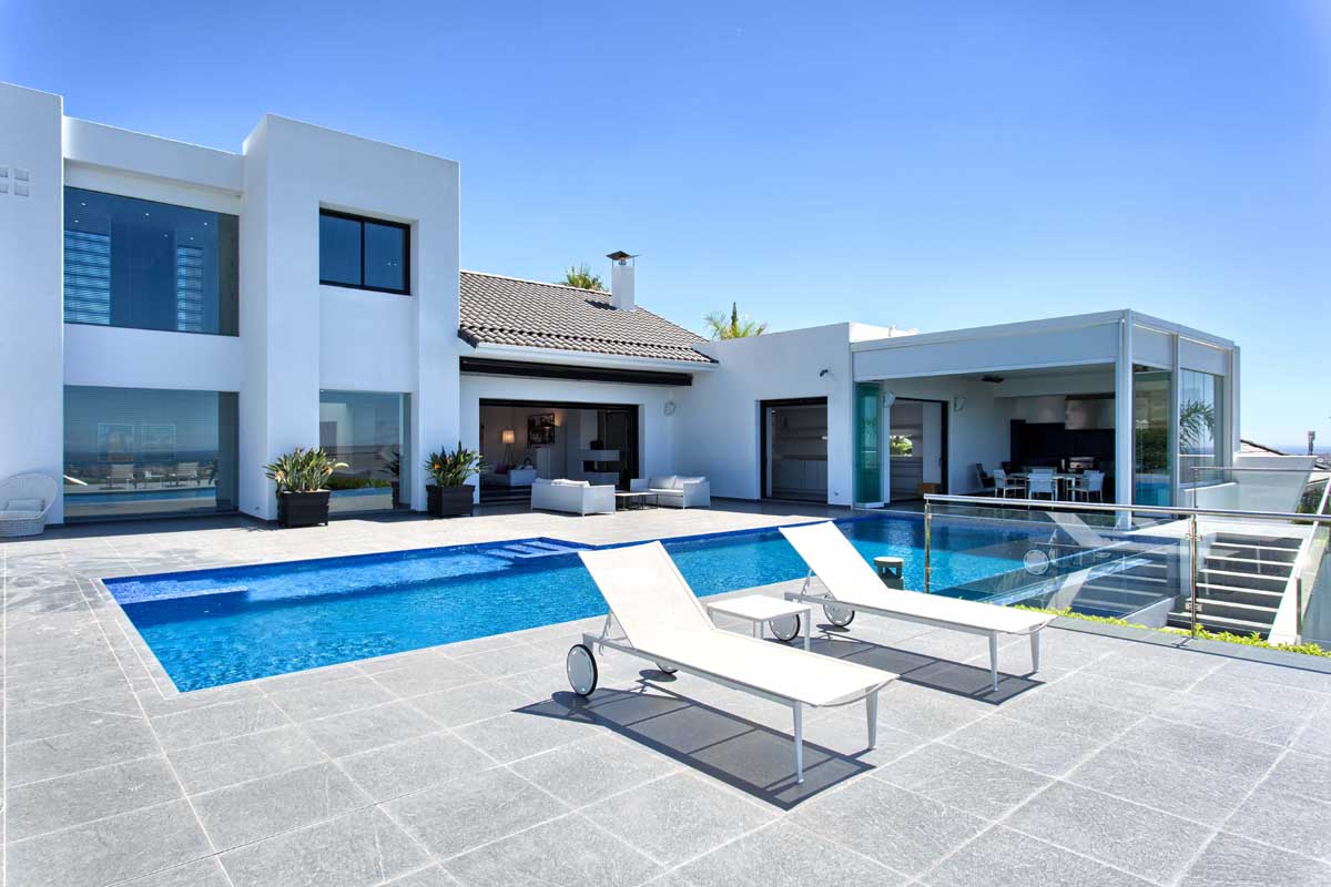 Top Quality Villa in Los Flamingos Golf , Benahavis