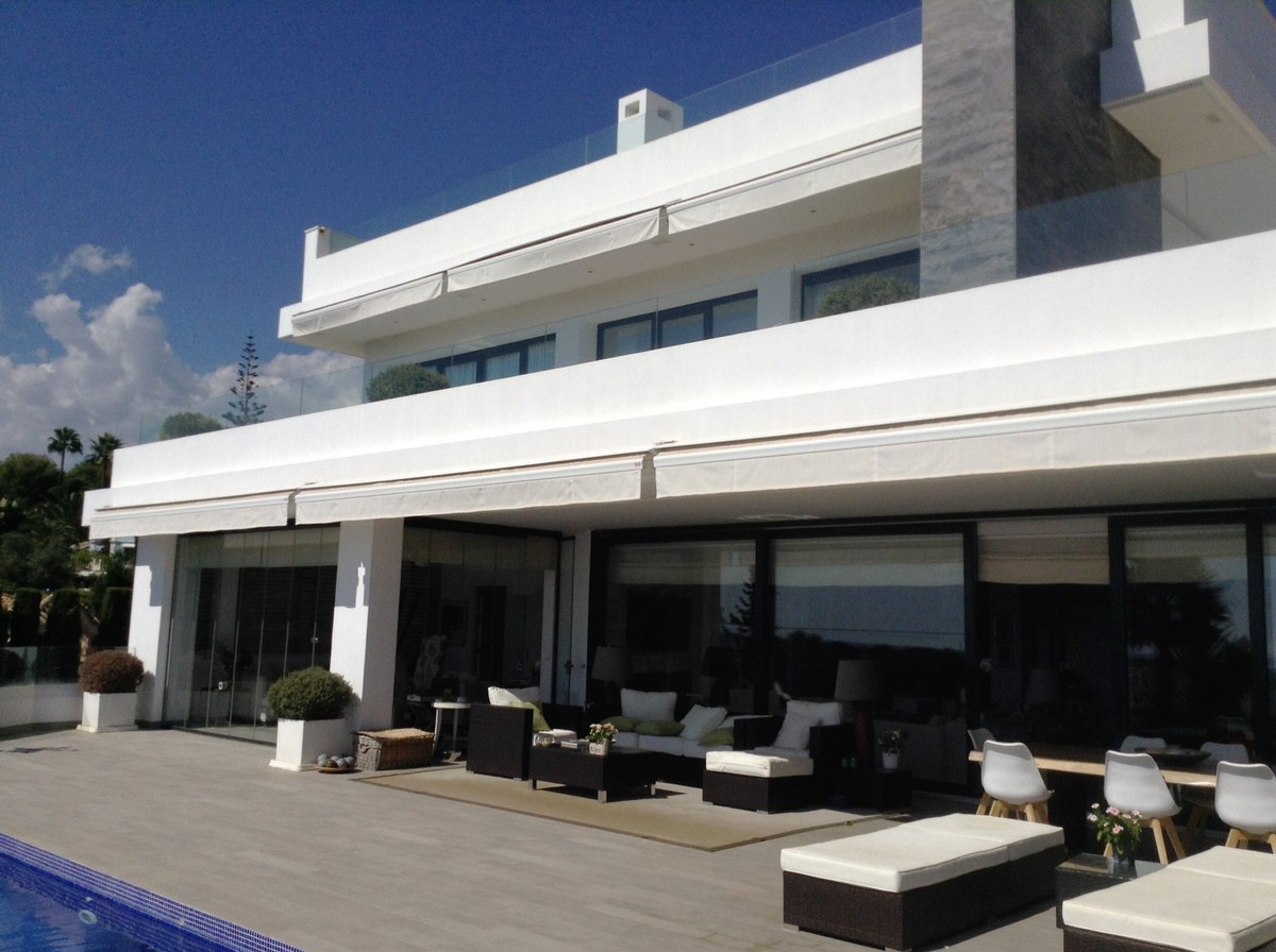 New Villa In Nagueles