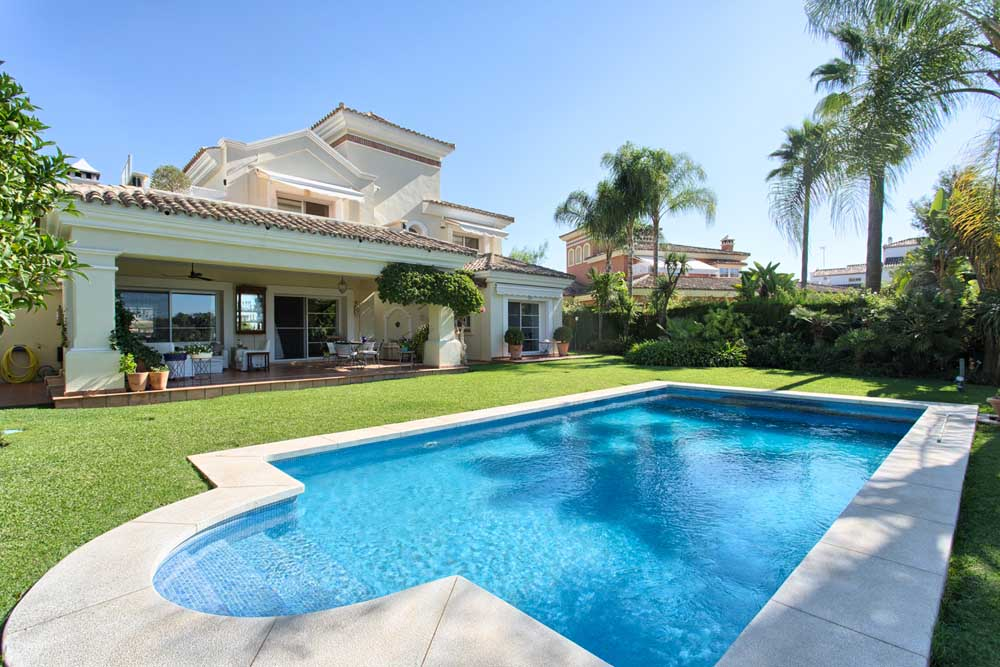 Top quality villa in La Quinta Golf