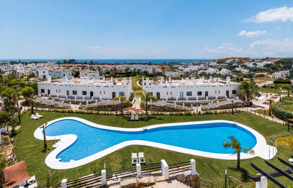 New apartments in La Resina , Estepona