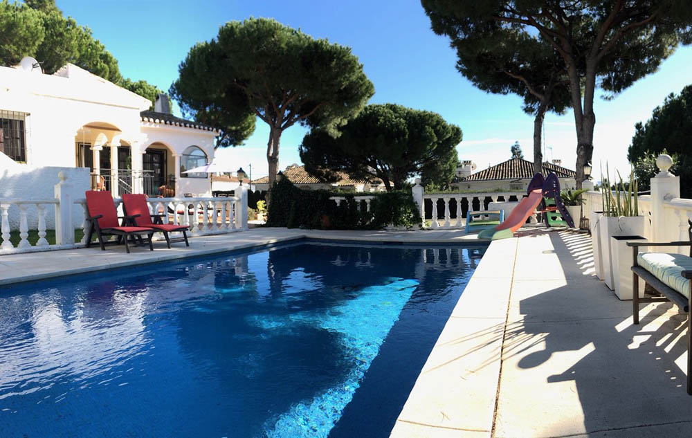 Lovely villa in La Cala