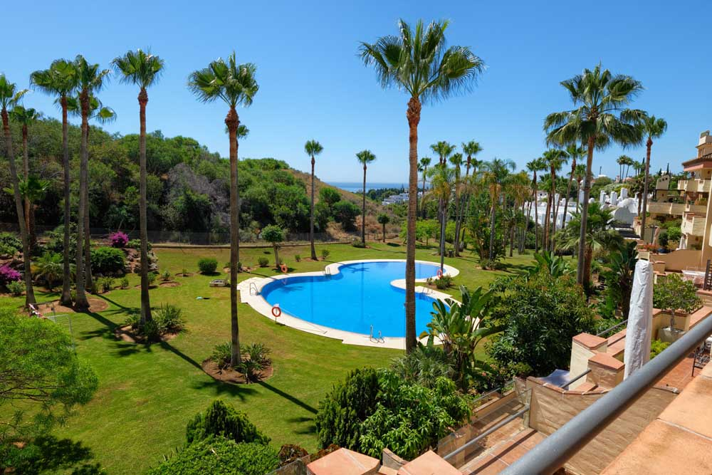 Apartment in Lomas de Marbella