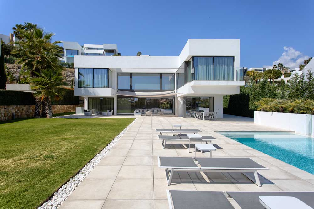Newly built villa in Benahavis